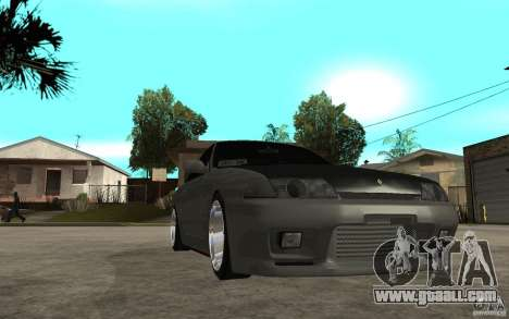 Nissan Skyline R32 - EMzone Edition for GTA San Andreas