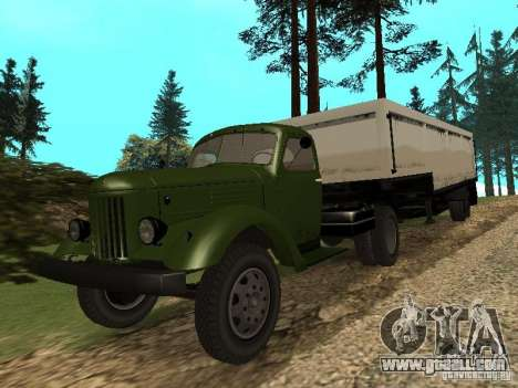 ZIL 164P for GTA San Andreas