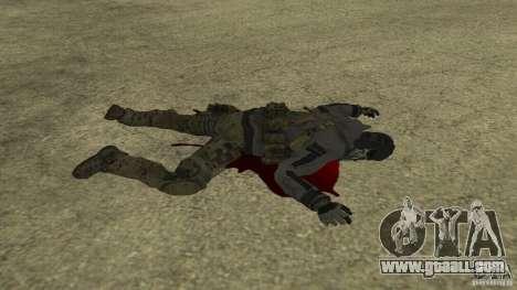 Ghost for GTA San Andreas sixth screenshot