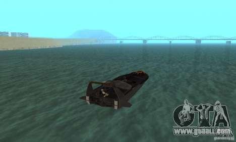 Human Viper for GTA San Andreas left view