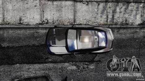 Chevrolet Camaro ZL1 for GTA 4 right view