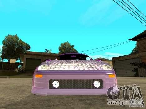 Mitsubishi Spider for GTA San Andreas right view
