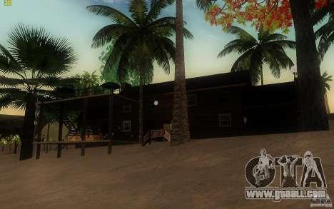 New Country Villa for GTA San Andreas third screenshot