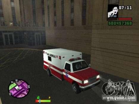 Auto-Repair for GTA San Andreas second screenshot