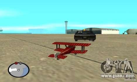 RC vehicles for GTA San Andreas twelth screenshot