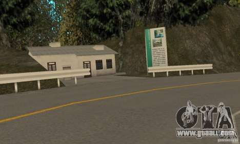 Welcome to AKINA Beta3 for GTA San Andreas forth screenshot