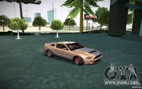ENB Black Edition for GTA San Andreas tenth screenshot