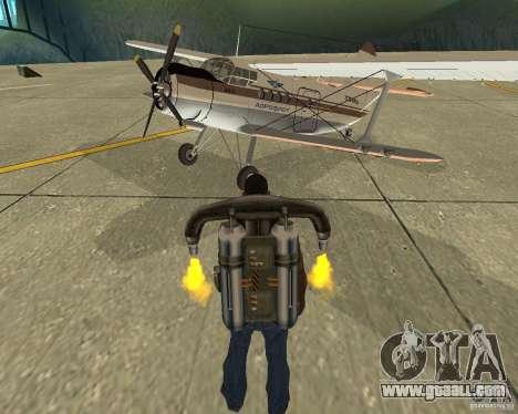 Antonov an-2 for GTA San Andreas
