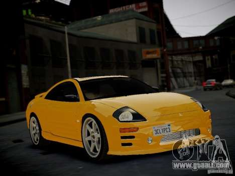 Mitsubishi Eclipse GT-S v1.0 for GTA 4
