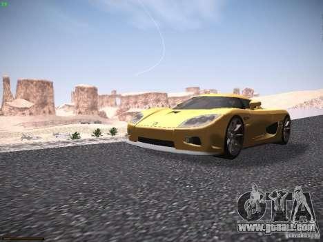 LiberrtySun Graphics ENB v3.0 for GTA San Andreas fifth screenshot