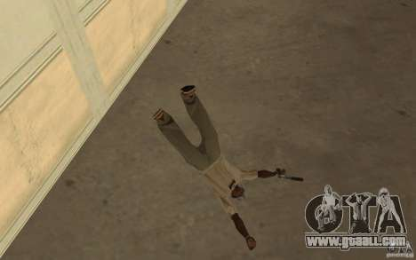 New fall for GTA San Andreas third screenshot