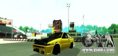 Miytomi for GTA San Andreas second screenshot
