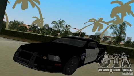 Saleen S281 Barricade 2007 for GTA Vice City