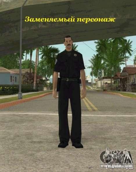 Counter-terrorist for GTA San Andreas eighth screenshot
