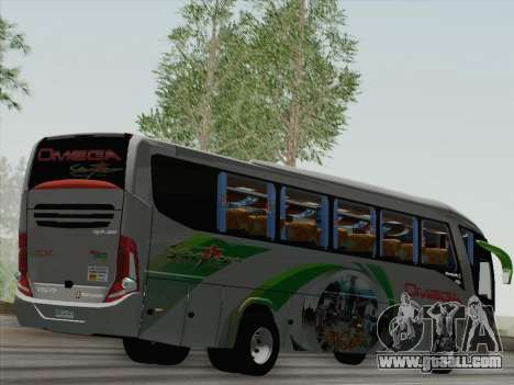 Marcopolo Paradiso 1200 G7 for GTA San Andreas right view