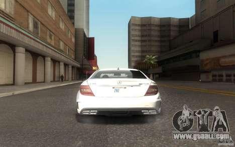 ENB Series by muSHa v1.0 for GTA San Andreas fifth screenshot