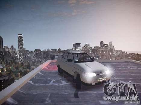 VAZ-21103 for GTA 4 left view