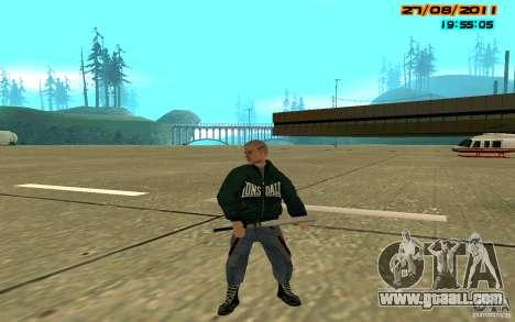 SkinHeads Pack for GTA San Andreas fifth screenshot
