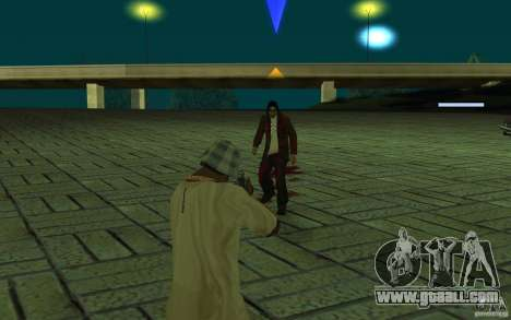 Mutant for GTA San Andreas third screenshot