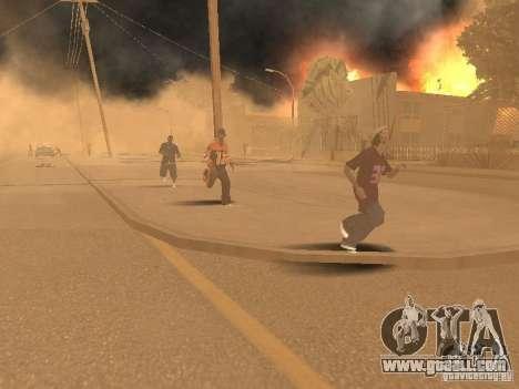 Quake mod [Earthquake] for GTA San Andreas fifth screenshot