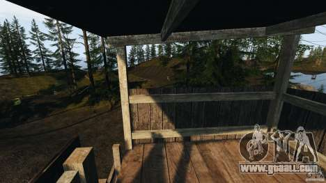 The Loggers Point for GTA 4 eighth screenshot