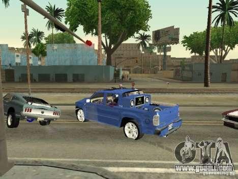 Ballas 4 Life for GTA San Andreas third screenshot
