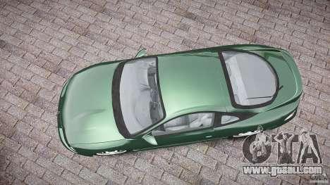 Mitsubishi Eclipse 1998 for GTA 4 right view