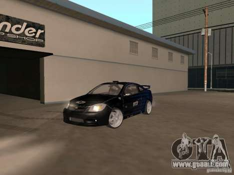 Chevrolet Cobalt Tuning for GTA San Andreas right view