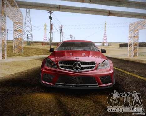 Improved Vehicle Lights Mod for GTA San Andreas fifth screenshot