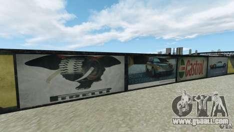 Dakota Raceway [HD] Retexture for GTA 4 seventh screenshot