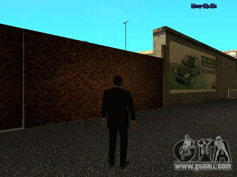 HD Autoschool  v1.0 for GTA San Andreas seventh screenshot