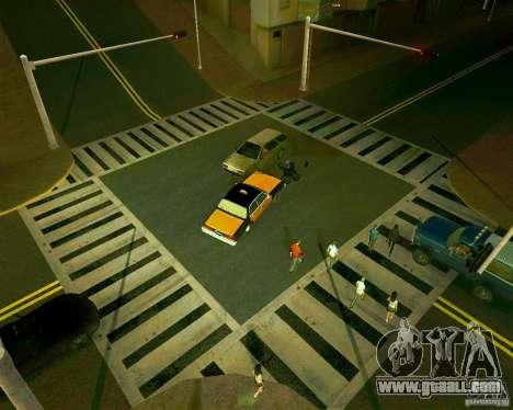 GTA 4 Roads for GTA San Andreas third screenshot