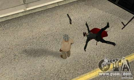 GTA IV Blood for GTA San Andreas third screenshot