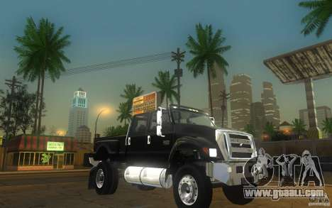 Ford F-650 for GTA San Andreas