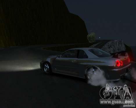 Rocky Drift Island for GTA 4 fifth screenshot