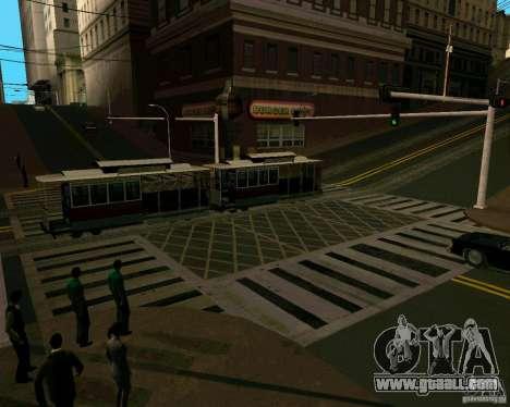 GTA 4 Roads for GTA San Andreas fifth screenshot