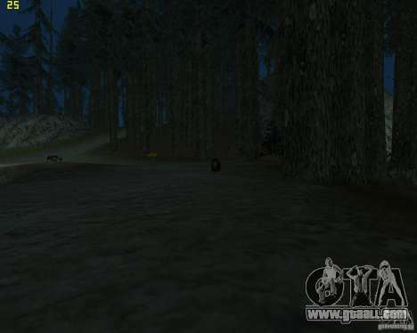 Bear for GTA San Andreas third screenshot