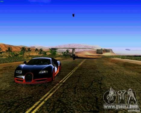 ENBSeries by S.T.A.L.K.E.R for GTA San Andreas third screenshot