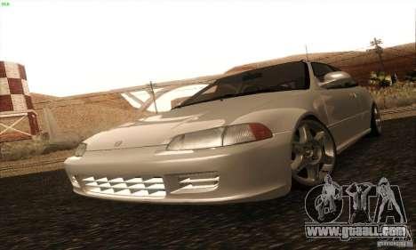 Honda Civic VTI 1994 for GTA San Andreas