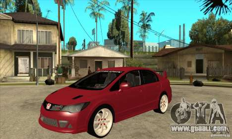 Honda Civic Mugen RR for GTA San Andreas