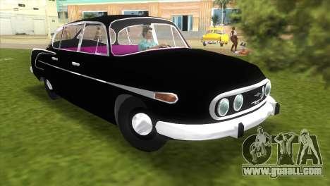 Tatra T2-603 1967 for GTA Vice City