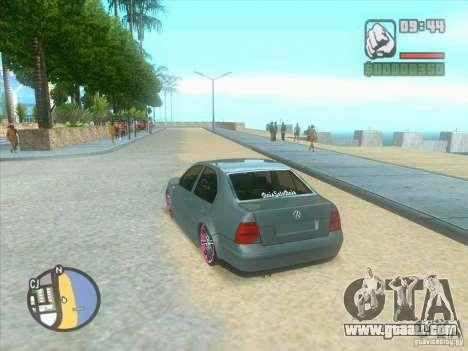 VW Bora Tuned for GTA San Andreas right view