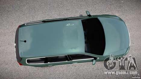 Volkswagen Passat Variant R50 for GTA 4 right view