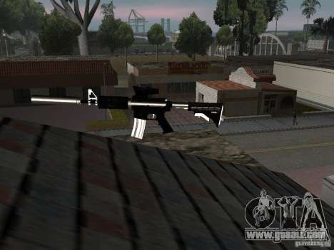 Weapon Pack for GTA San Andreas seventh screenshot