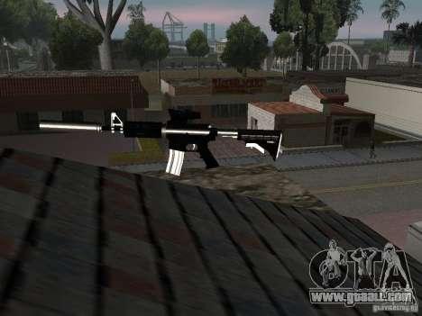 Weapon Pack for GTA San Andreas seventh screenshot