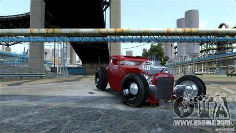 Smith 34 Hot-Rod Restyling for GTA 4 right view