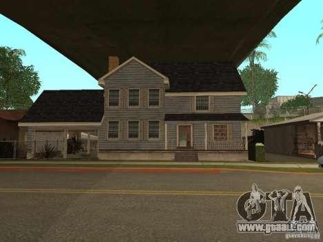 House of Mafia for GTA San Andreas