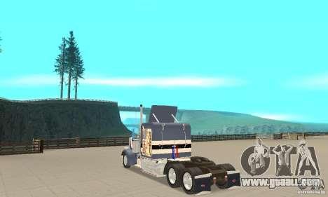 Peterbilt 359 for GTA San Andreas