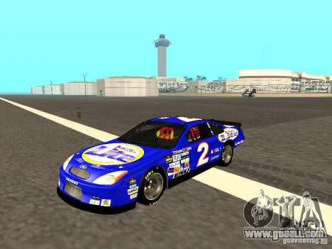 Ford Taurus Nascar LITE for GTA San Andreas left view