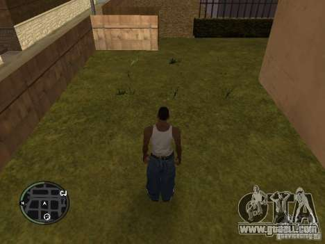 Marijuana v2 for GTA San Andreas third screenshot